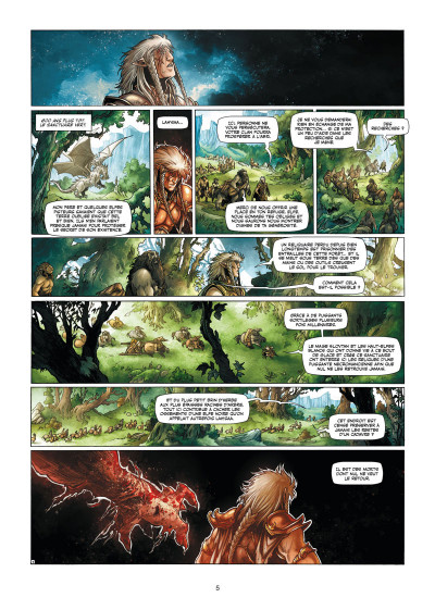 Page 3 Elfes tome 13