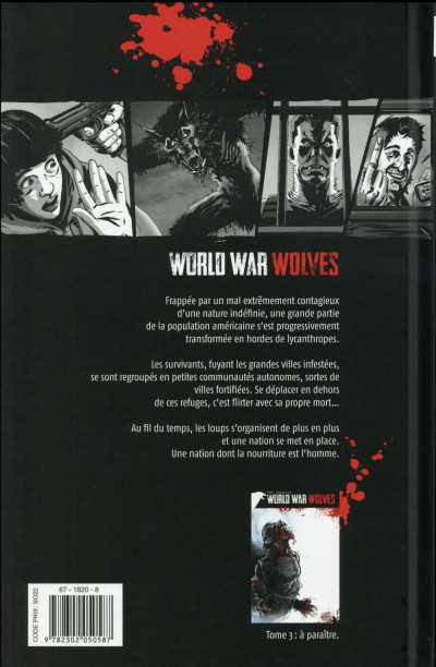 Dos World war wolves tome 2