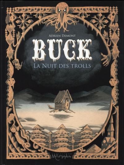 Couverture Buck - La nuit des trolls