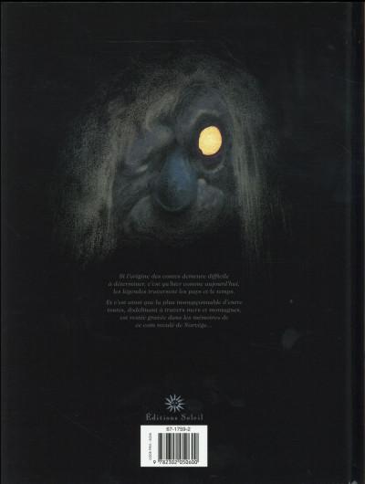 Dos Buck - La nuit des trolls