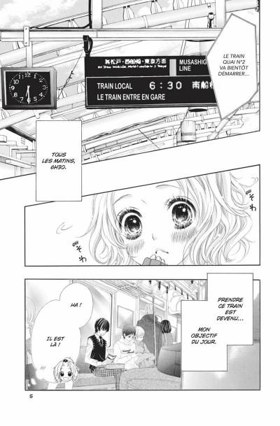 Page 6 Un baiser à la vanille tome 1