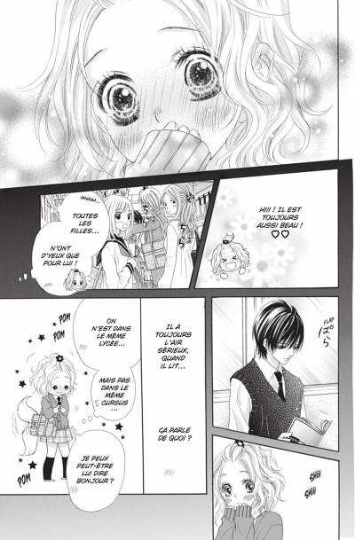 Page 8 Un baiser à la vanille tome 1