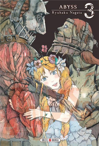 Couverture Abyss tome 3