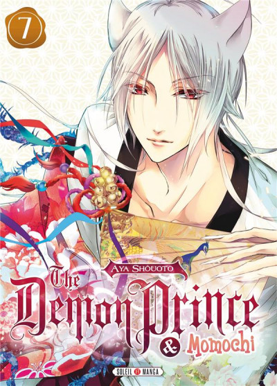 Couverture The demon prince & momochi tome 7
