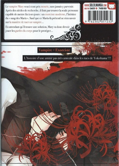 Dos Bloody mary tome 1
