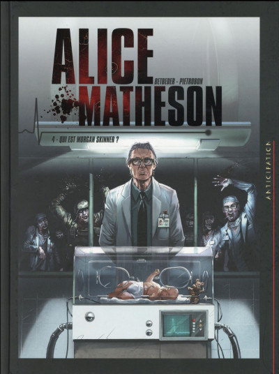 Couverture Alice Matheson tome 4