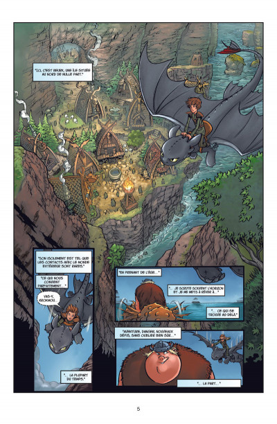 Page 1 Dragons tome 4