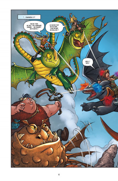 Page 2 Dragons tome 4