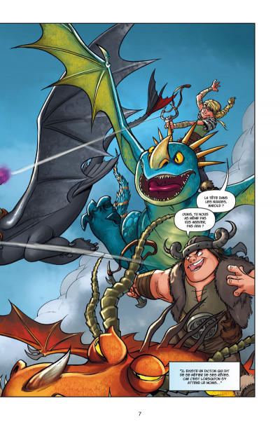 Page 3 Dragons tome 4
