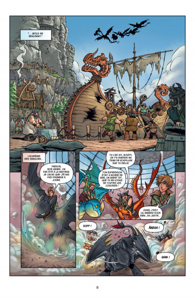 Page 4 Dragons tome 4