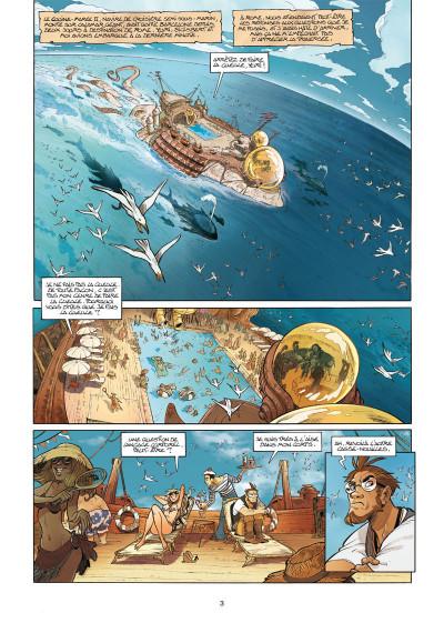 Page 1 Ekhö monde miroir tome 5