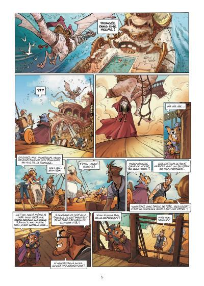 Page 3 Ekhö monde miroir tome 5