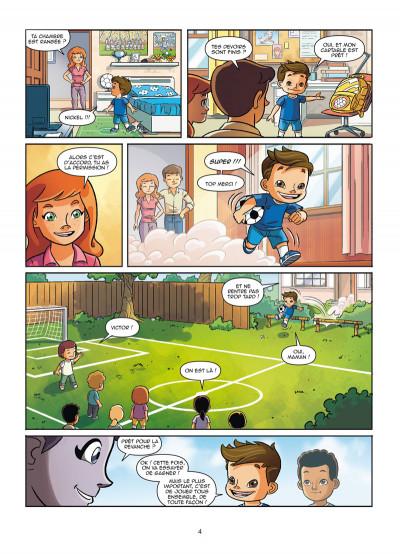Page 2 Euro 2016 - La BD officielle