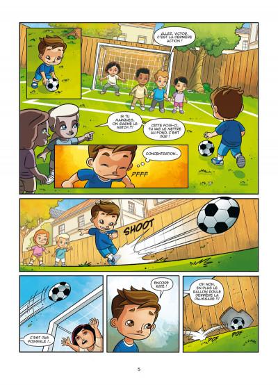 Page 3 Euro 2016 - La BD officielle