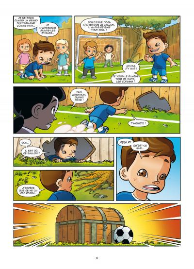 Page 4 Euro 2016 - La BD officielle