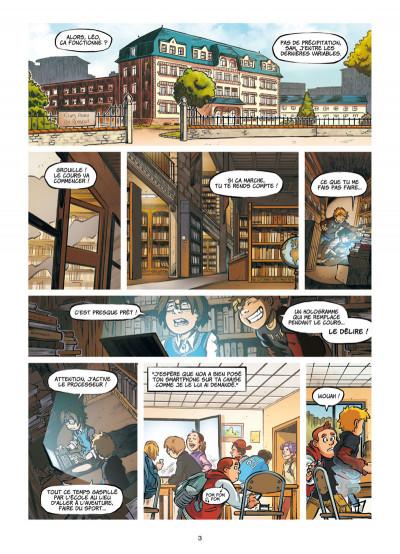 Page 1 Fort Boyard tome 1 - Les monstres des océans