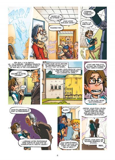 Page 4 Fort Boyard tome 1 - Les monstres des océans