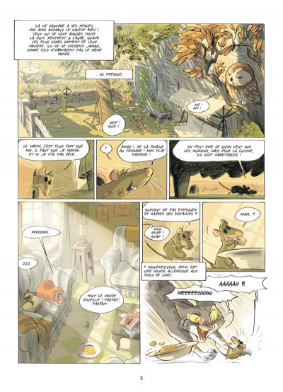 Page 1 Léonid tome 2