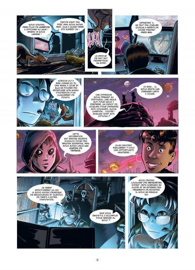 Page 3 Noob tome 11