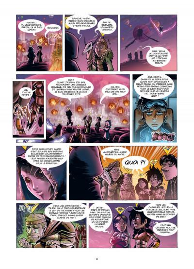 Page 4 Noob tome 11