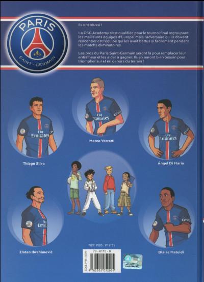 Dos PSG academy tome 7