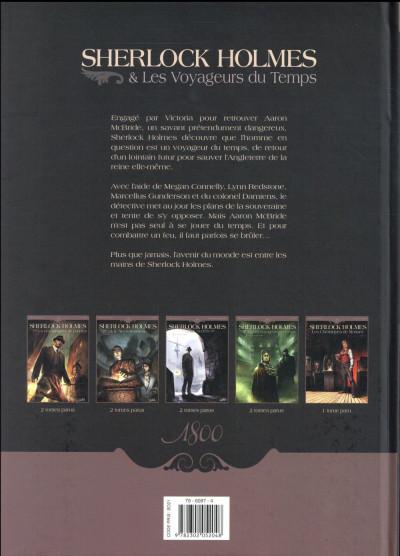 Dos Sherlock Holmes et les voyageurs du temps tome 2