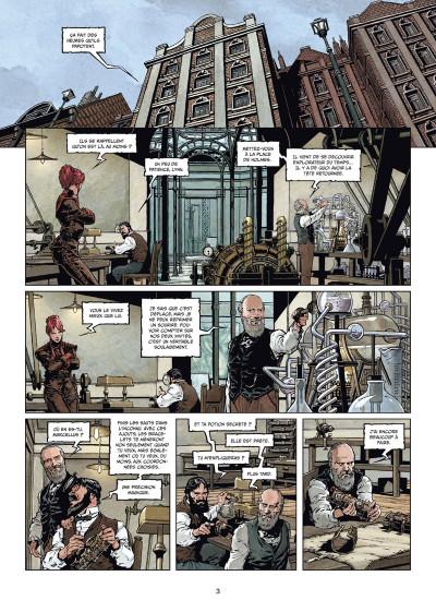Page 1 Sherlock Holmes et les voyageurs du temps tome 2