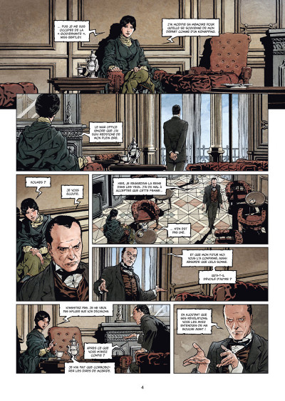 Page 2 Sherlock Holmes et les voyageurs du temps tome 2