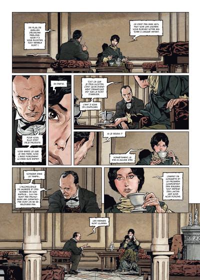 Page 3 Sherlock Holmes et les voyageurs du temps tome 2