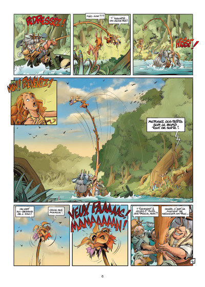 Page 4 Trolls de Troy tome 21