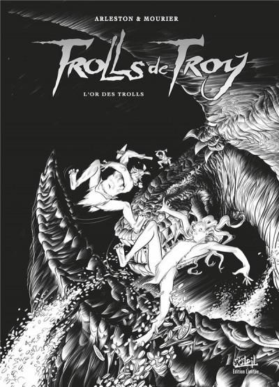 Couverture Trolls de Troy tome 21 (éd n&b)