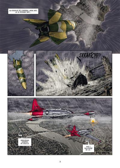 Page 1 Wunderwaffen tome 9
