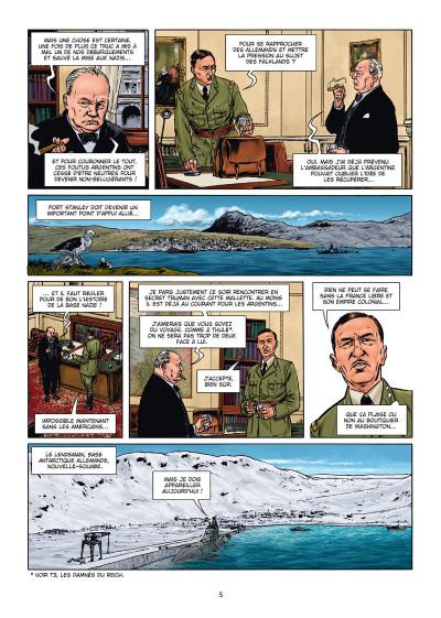 Page 3 Wunderwaffen tome 9