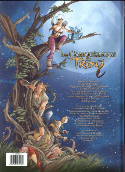 Dos Les conquérants de Troy tome 1 (soleil petits prix 2016)