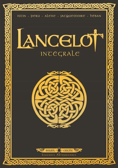 Couverture Lancelot - Intégrale tome 1 à tome 4