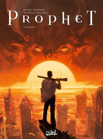 Couverture Prophet - Intégrale tome 1 à tome 4