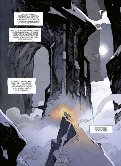 Page 5 Prophet - Intégrale tome 1 à tome 4