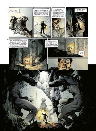Page 7 Prophet - Intégrale tome 1 à tome 4