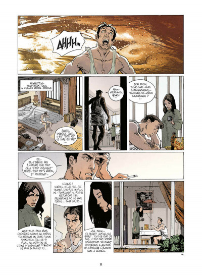 Page 8 Prophet - Intégrale tome 1 à tome 4