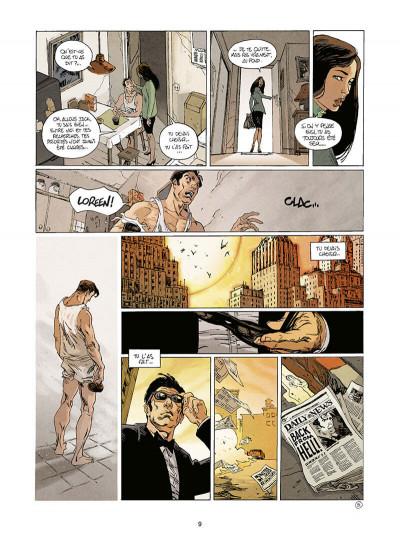Page 9 Prophet - Intégrale tome 1 à tome 4