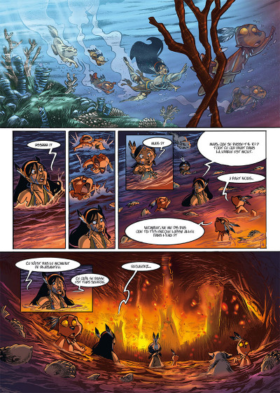 Page 4 Luuna tome 9