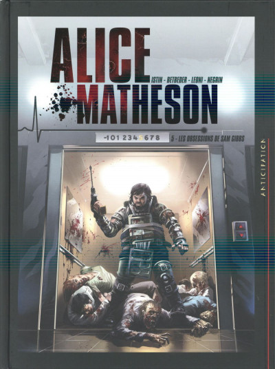 Couverture Alice Matheson tome 5