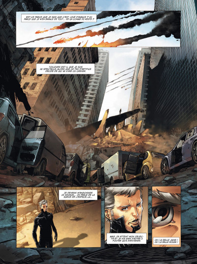 Page 1 Androïdes tome 3