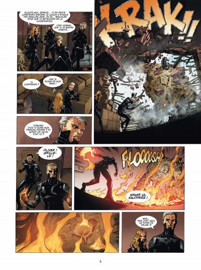 Page 3 Androïdes tome 3