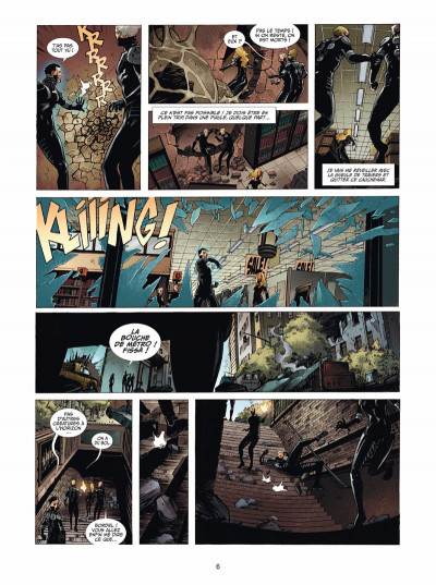 Page 4 Androïdes tome 3