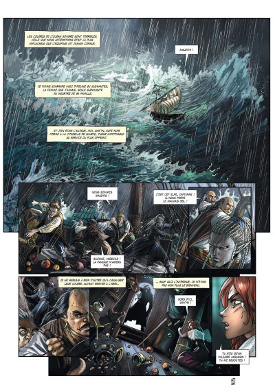 Page 1 Elfes tome 15