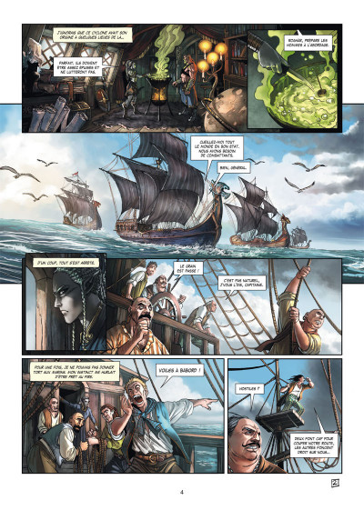 Page 2 Elfes tome 15