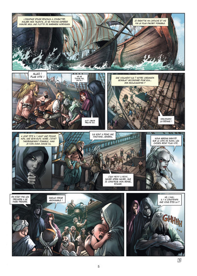 Page 3 Elfes tome 15