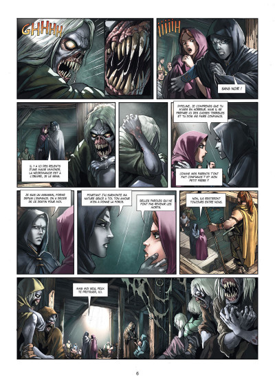 Page 4 Elfes tome 15