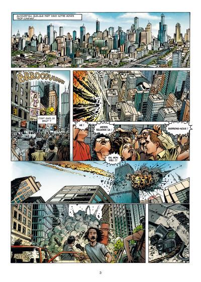Page 1 La grande guerre des mondes tome 1